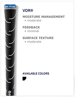 Golf Pride VDR Golf Grips