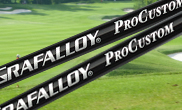 Grafalloy ProCustom Golf Shafts