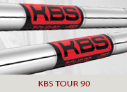 KBS Tour 90 Golf Shafts