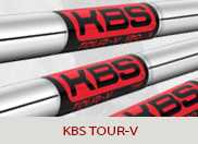 KBS Tour-V Golf Shafts