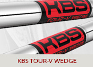 KBS Tour-V Wedge Golf Shafts
