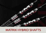 Matrix Hybrid Golf Shafts
