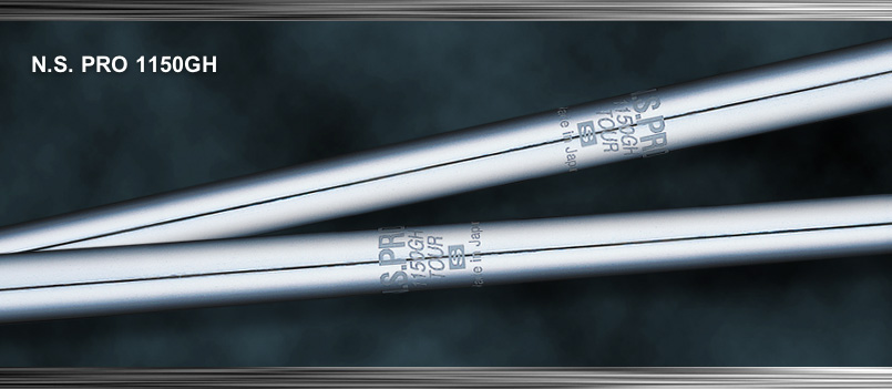 N.S Pro 1150GH Golf Shafts