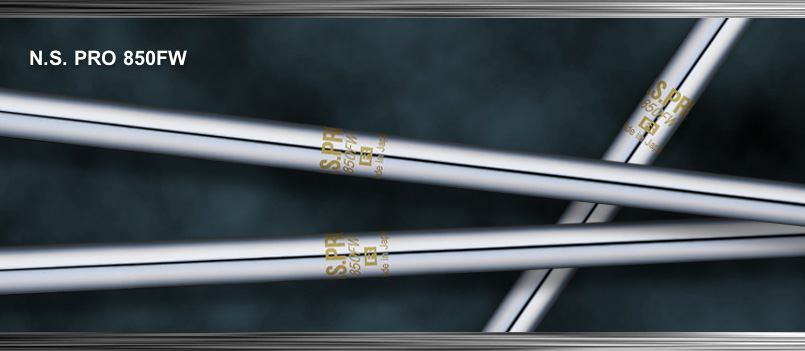 N.S Pro 850FW Golf Shafts