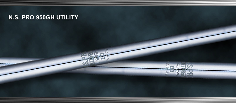 N.S Pro 950 GH Utility Golf Shafts