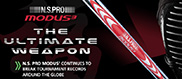 NS Pro Modus Golf Shafts