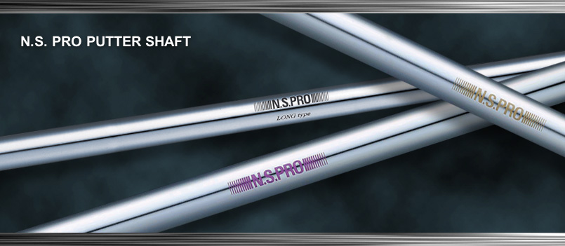 N.S Pro Putter Golf Shafts