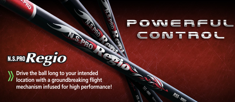 N.S Pro Regio MB Golf Shafts