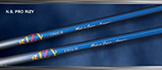 NS Pro Rizy Golf Shafts