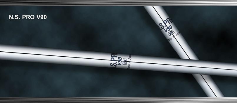N.S Pro V90 Golf Shafts