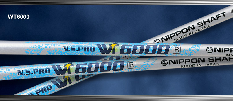 N.S Pro WT6000 Golf Shafts