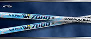 NS Pro WT7000 Golf Shafts