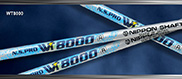 NS Pro WT8000 Golf Shafts