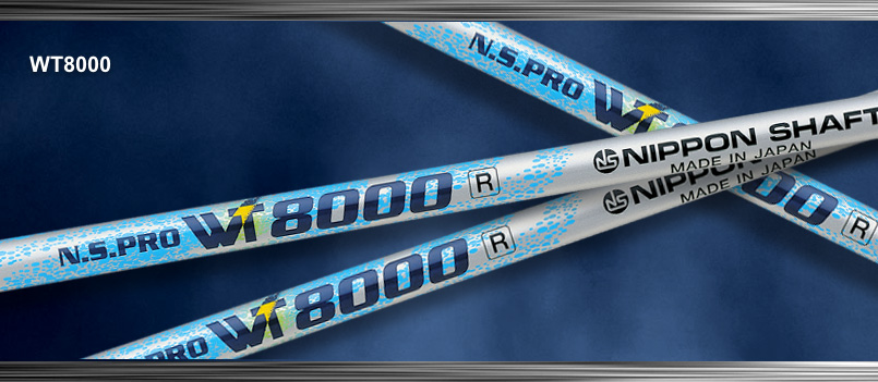 N.S Pro WT8000 Golf Shafts