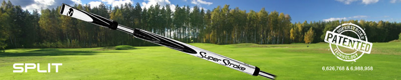 SuperStroke Split Grip Series