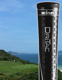 Winn Dri-Tac Golf Grips